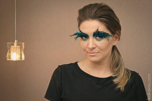 Dani_Garlet_Make_Carnaval_Maquiagem_Leokairos _ makes com cristais no rosto_ carlos lima salão_ salão no centro de floripa_ makes com plumas_ (7)