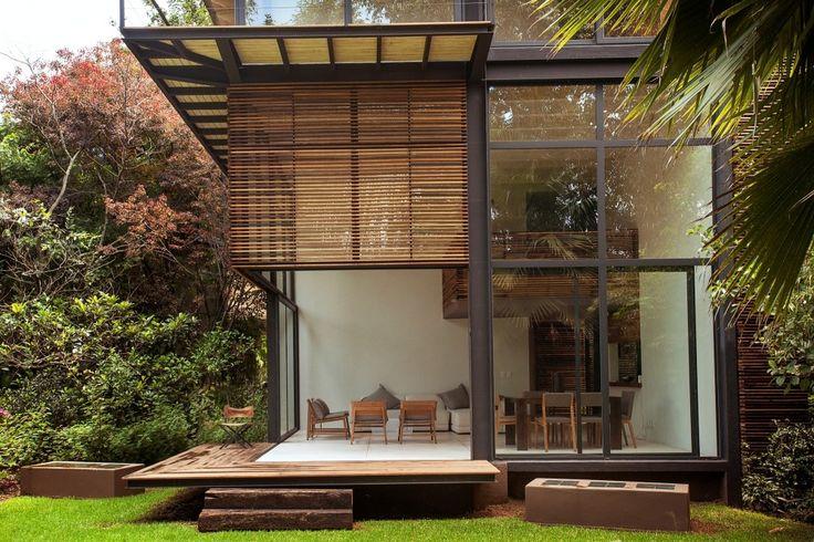 Arquitetura casas container sim ou n o dani garlet for Casas de container modernas